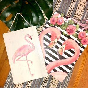 Flamingo Themed Gift Set